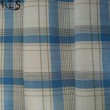 Пряжа поплина хлопка сплетенная Slub покрасила ткань для рубашек/платья Rlsc60-4sb