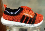 De recentste Schoenen van de Injectie van de Schoenen van de Sport van de Manier van de Kinderen van het Ontwerp (ff1029-2)