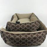 Haustier-Hundebequemes Bett mit Drucken