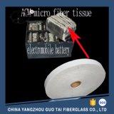 AGM de Separator van de Micro- Batterij van de Glasvezel