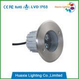 110V 220V 정원 훈장 LED 지하에 매장된 빛