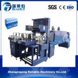 自動プラスチックびんのPEのフィルムの収縮包装機械