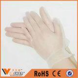 Medico chirurgico dei guanti del lattice sterile a gettare in polvere liberamente