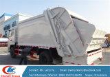 Dongfeng 10 Kubikabfall-Verdichtungsgerät-LKW für Verkauf