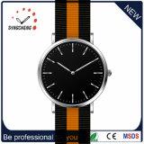 Montre faite sur commande de quartz d'affaires d'alliage de montre de Dw de mode (DC-668)