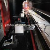 Freio da imprensa da energia processada e hidráulica do material/metal do aço de carbono de Jsl com 6 medidores
