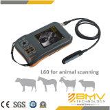 Explorador veterinario bovino Handheld del ultrasonido de Farmscan L60