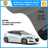 do carro resistente da proteção do cuidado UV400 da canela do risco de 1.52*30m película solar do indicador