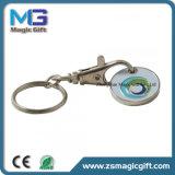 Preiswerter fördernder Decklack-füllende Laufkatze Keychain