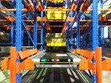 無線リモート・コントロールの自動パレットシャトル