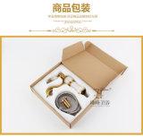 호화스러운 골라내십시오 손잡이 금관 악기 목욕탕 대리석 물동이 믹서 (Zf-M01)를