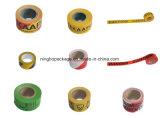 中国のPEの最もよい価格の高品質のプラスチック警告テープ