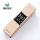 포장 상자를 인쇄하는 민감한 분홍색 종이 (Perfum를 위해)