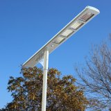 Système léger extérieur solaire économiseur d'énergie de Pôle d'éclairage de jardin de lampe