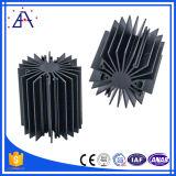 Различные прессованные алюминиевые радиаторы/алюминиевый теплоотвод