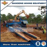 Hochleistungs--Goldförderung-Maschinerie-Gold-Schwerkraft-aufbereitende Zeile