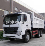 Sinotruk HOWO A7のダンプトラックおよびダンプカートラックの熱い販売法