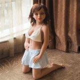 Kleine Liebes-Puppe der Brust-Silikon-Geschlechts-Puppe-118cm für Männer