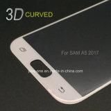 изогнутое 3D покрытие протектора экрана мобильного телефона Nano для галактики A5 2017 Samsung
