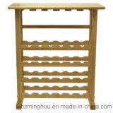 Универсальная деревянная стойка клети индикации пола для плодоовощ, вина