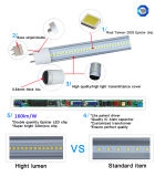160lm/W Top Class LED Tube Light mit TUV Certified 5 Year Warranty