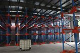 Racking radiofonico all'ingrosso del magazzino di memoria del metallo del pallet della spola ISO9001