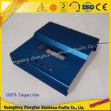 CNC de aluminio modificado para requisitos particulares fábrica del perfil de la protuberancia