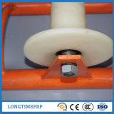 Ролик шкива кабеля электрического Nylon шкива кабеля стальной