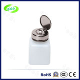 낭비적인 ESD 방어적인 병 또는 알콜 플라스틱 병 또는 정전기 방지 병