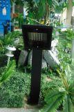 Pas de pollution Lumière de pelouse solaire avec lumière blanche ultra brillante (YZY-CP-022)