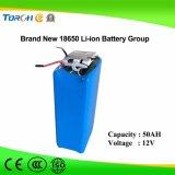Batería recargable de la potencia de la batería 2500mAh 10A 18650 de la alta capacidad 18650
