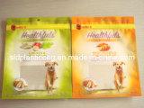 Animale domestico Food Bag con Zipper e Hang Hole