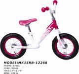子供のバランスのバイク