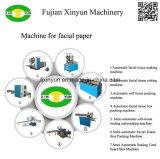 Preço macio tridimensional automático da máquina de embalagem do papel de tecido facial