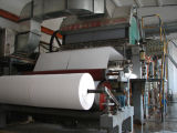 2400mm High Speed Papieren zakdoekje Making Machine, Papieren zakdoekje Mills, Toiletpapier Production Line
