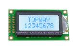8X2 특성 LCD 디스플레이 alphanumeric 옥수수 속 유형 LCD 모듈 (LMB0820C)