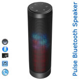 Luoov Portable Pulse Bluetooth Speakers LED variopinto Light Bluetooth 4.0 Speaker 10m Hip-Hop Wireless Speakers