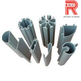 Aluminium-/Aluminiumstrangpresßling-Profile für Trennwand