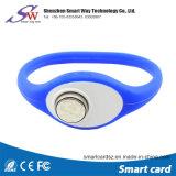 Stm 125kHz/13.56MHz Manchet de van uitstekende kwaliteit van het Silicone RFID