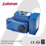 中国のWenzhouの製造者のアルミ合金の電気アクチュエーター