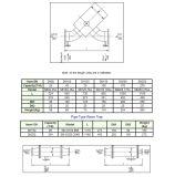 Filter-Düse des Wasserbehandlung-Systems-SS