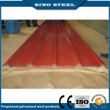 Цвет Ral Prepainted гальванизированный лист крыши металла