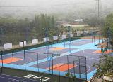 子供および先輩(バスケットボールの金の銀の青銅)のための衝撃の減少水証拠のバスケットボールコート