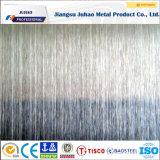 Plaque d'acier inoxydable d'AISI 304 (épaisseur 1.0mm -3.0mm)