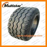 Neumático 12.5/80-15.3 del acoplado del instrumento de la granja de la agricultura con el borde 9.00X15.3