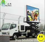 Sound System Vehicle Mounted Truck Mobile LED DisplayのP10 Full Color