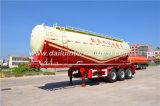 do pó maioria do cimento 60cbm do transporte de petroleiro do caminhão reboque material Semi