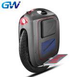 Vespa eléctrica de la velocidad del mercado de Msuper V3 680wh Australia del Unicycle de Gotway