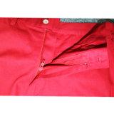 Pantaloni del lavoro del Mens del cotone del Workwear di sicurezza con nastro adesivo riflettente di 3m