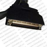 Conetor de cabo de Mdr Hpcn 50pin do SCSI